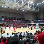 富山グラウジーズの試合を観戦してきました