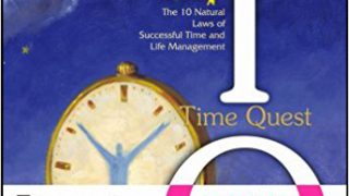 価値観について考える3冊・その3『TQ-心の安らぎを得る究極のタイムマネジメント』