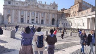 イタリア・ローマへの子連れ旅を思い立った4つの理由