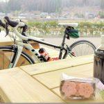 花見×自転車練習。「かつ」「ながら」「ついで」を意識しよう