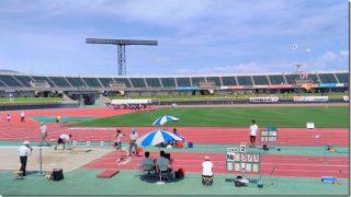 富山県総合運動公園は競技場練習・クロカン・筋トレ・シャワーもできて、子供と一緒も楽しいオススメスポット!