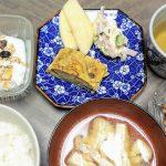 糖質制限を止めて和風朝食が復活【朝ご飯日記】