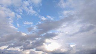 雨の合間のビルドアップ【トレ-ニング日記】