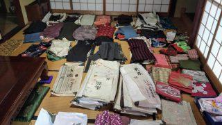 祖母や母からもらった着物約100枚を整理。持っている着物は活かし、カジュアル着物も楽しもう