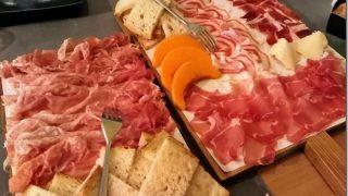 ボローニャからパルマ周辺のグルメ&地場産めぐり。パルミジャーノ・レッジャーノ、生ハム、フェラーリ博物館!