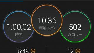 ビルドアップ(のつもりが失速)トレーニング【トレーニング日記】