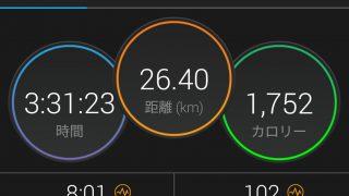 高岡・伏木の雨晴までLSD。心拍数計の表示がヘンで混乱【トレーニング日記】