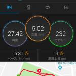 ジョギングと5キロのタイムトライアル。サブフォーって、こんなに速かったけ【トレーニング日記】