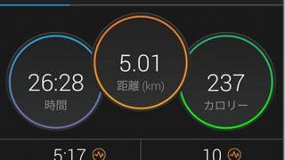 「サブフォー」の目安は5キロ25分?のつもりがまだまだ【トレーニング日記】