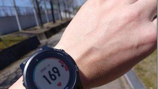 10キロのペース走で心臓バクバク【トレーニング日記】