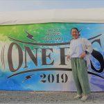 射水市初の野外ロックイベント「ONE FES(ワンフェス)2019」協賛&観覧レポート
