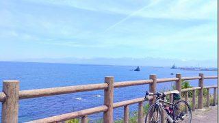 バイクの練習がまだ怖い初心者にオススメ「自分の定番練習ルート」と富山湾岸サイクリングコース【トレーニング日記】