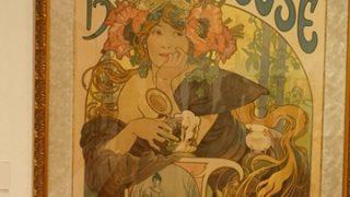 100年前から「自撮り」や「擬人化」。高岡市美術館開館25周年記念「夢のアール・ヌーヴォー アルフォンス・ミュシャ展」&ホテルニューオータニ高岡のコラボケーキ
