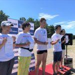 第1回OWS(オープンウォータースイミング) TOYAMA BAY参加レポート。「世界で最も美しい湾クラブ」加盟の富山湾で3000m泳ぎました!