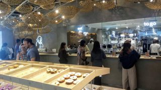 今注目の「エシカル消費」を隈研吾デザインの空間で味わうドーナツ「koe donuts(コエ ドーナツ)」で体験【京都グルメ】