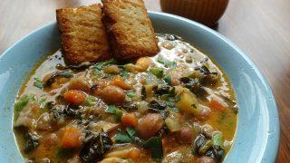 ダイエット中の女子ランチやランチミーティングに。イタリアン「BARZER(バルツェル)」のイタリアン定食「ムール貝と地場産野菜の食べるスープ」【富山まちなかグルメ・Free Wi-Fiあり】