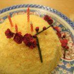 3月8日は「女性の日」。お祝いのトルタ・ミモザ(ミモザケーキ)のドーム型の作り方は意外に簡単!