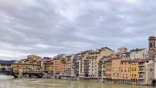 ローマから1泊2日で小旅行。フィレンツェからボローニャへ