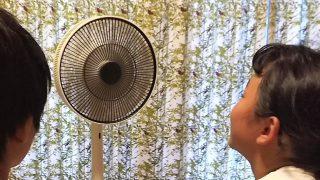 『半分、青い。』の原案の扇風機「BALMUDA  The GreenFan」とひと夏を過ごした感想。結局よかったか、どうなのか