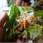 豚肉と新鮮野菜をたっぷりいただいて健康に。BUTAMAJINの「カルメギサル(豚ハラミ・さがり」ランチ【富山市グルメ】
